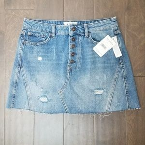 Free People Skirt Size 29 (8) - BRAND NEW!